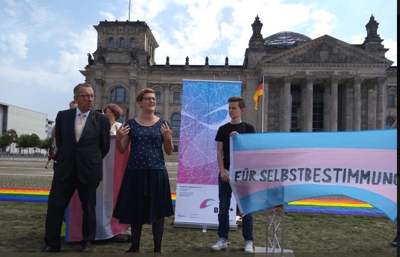 Karl Heinz Brunner Und Susann Rüthrich, Beide MdB (SPD)