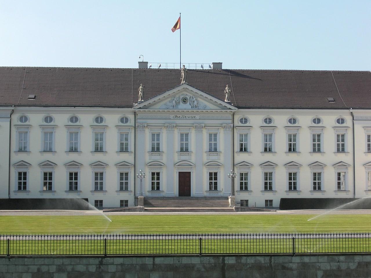 Schloß Bellevue, Bundespräsidialamt Berlin