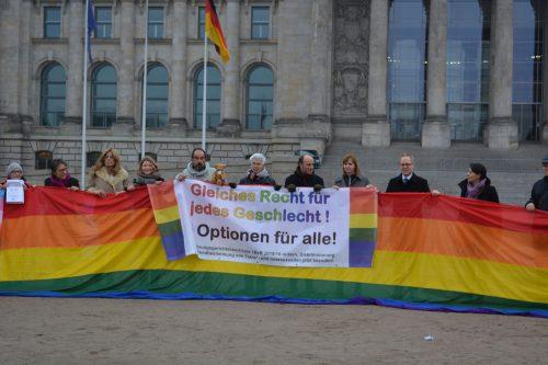 Bundestag Und Bundesrat Entscheiden über Dritten Geschlechtseintrag – Änderungen Nicht Weitreichend Genug – Jetzt Heißt Es: TSG Mit Selbstbestimmungsgesetz Ersetzen!