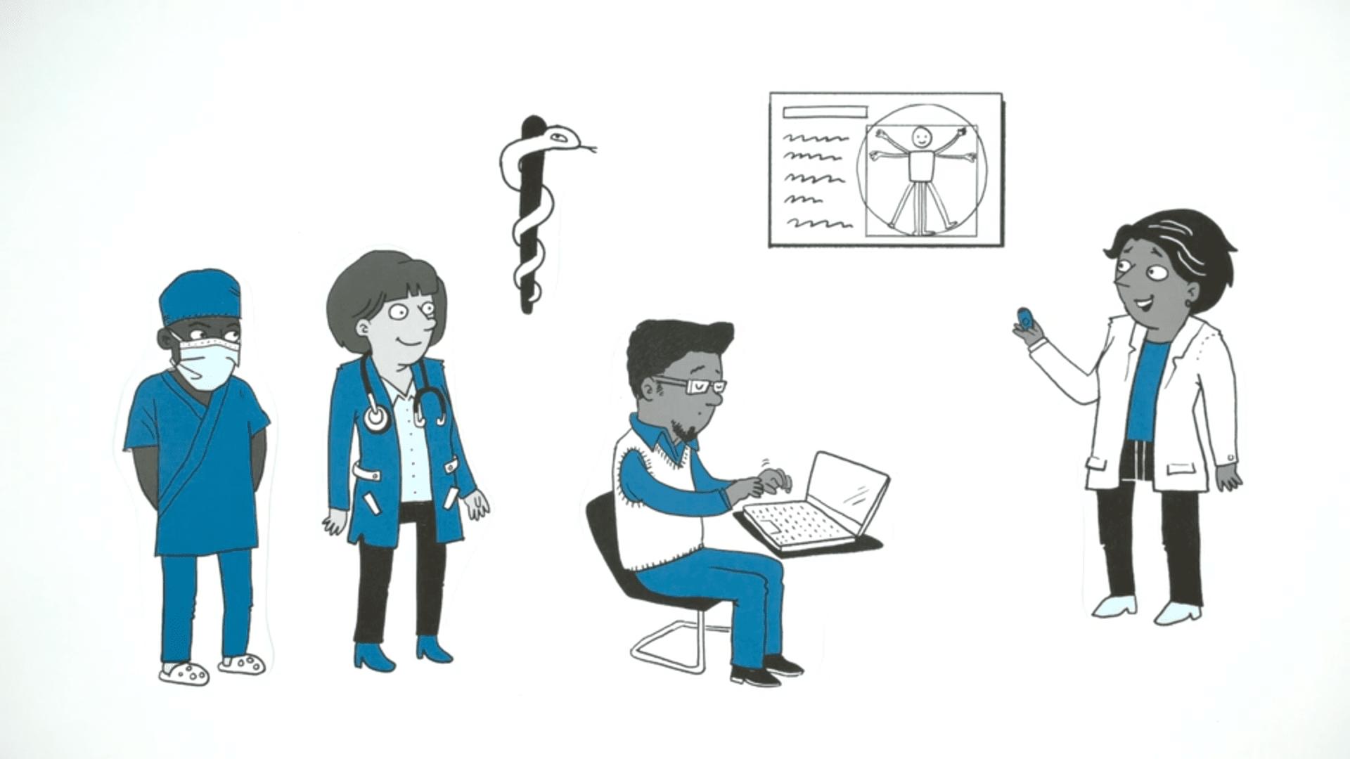 Info-Video Zum IDAHOBIT 2020: Diskriminierung Im Gesundheitswesen Muss Aufhören!