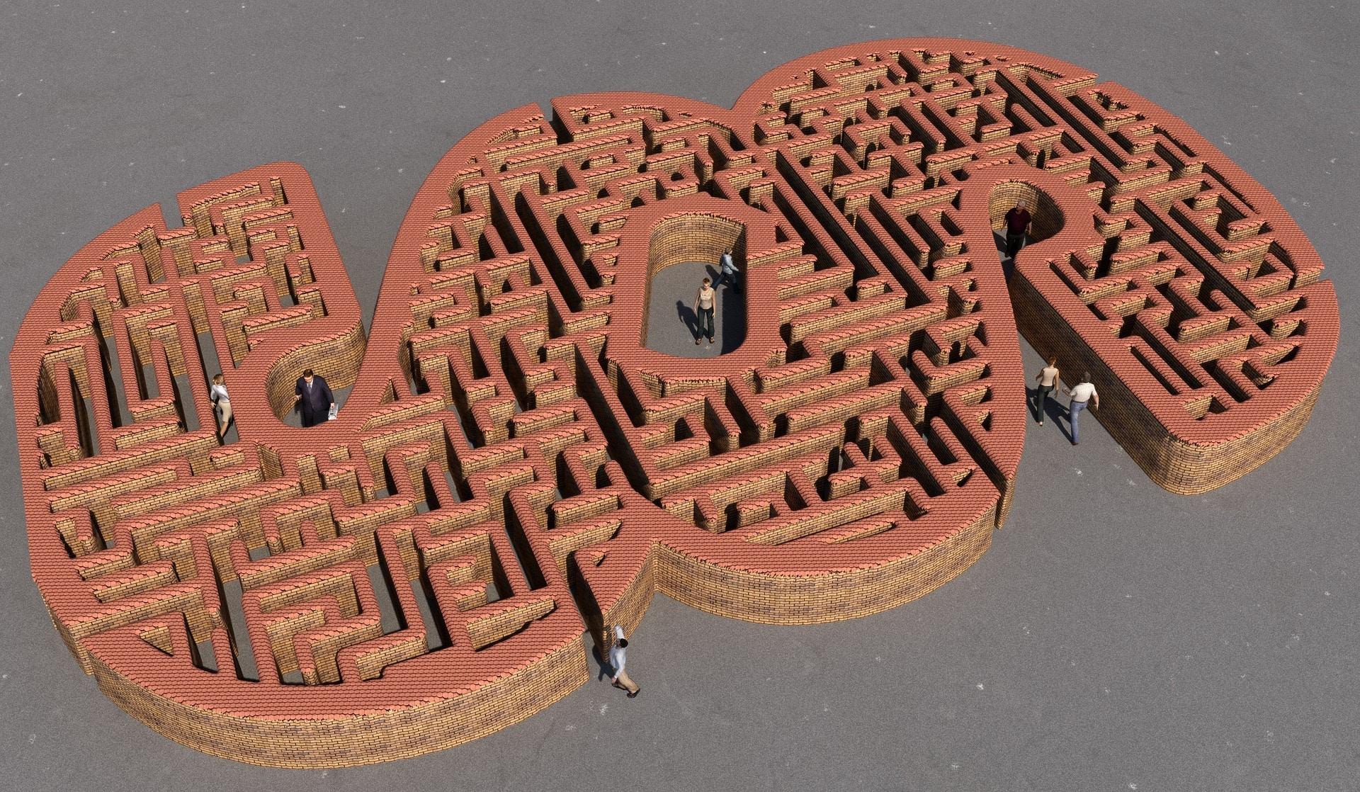 Paragraf Maze