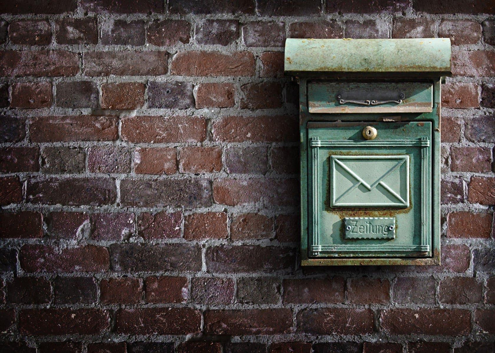 Mailbox 1819966 1920